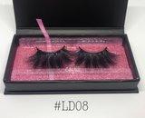 Eyelashes #LD08_