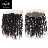 Lace frontal 13x4 - Deep curly_