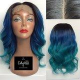 Capilli Pruik -Blue_