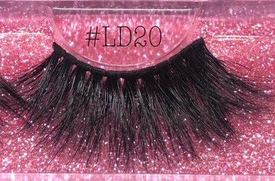 Eyelashes #LD20