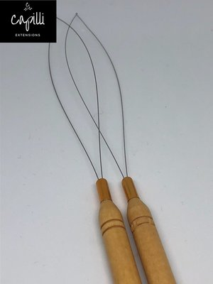 Treknaald - hout
