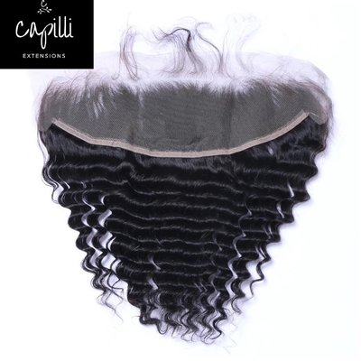 Lace frontal 13x4 - curly
