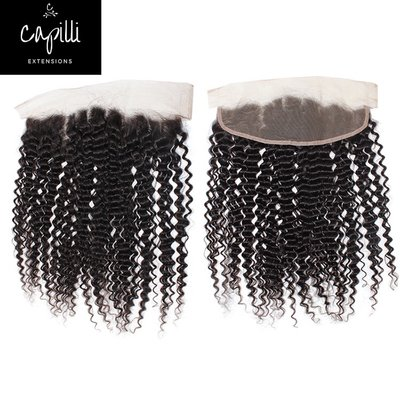 Lace frontal 13x4 - Deep curly