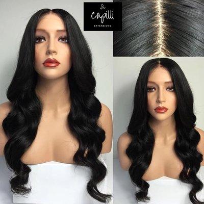 Capilli Pruik - Natural wavy