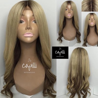 Capilli Pruik - Flawless blondy