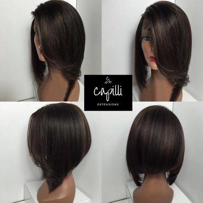 Capilli Pruik - Bob stylish