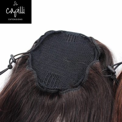 Ponytail - pulling rope