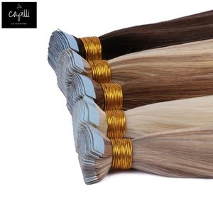 Tape Extensions - Highlights