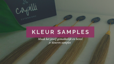 Kleuren sample