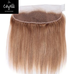 Lace frontal 13x4 - straight