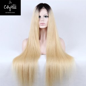 Capilli Pruik - Silky straight blondy