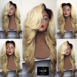 Capilli Pruik - Blondy