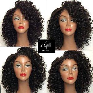 Capilli Pruik - Deep curly finest