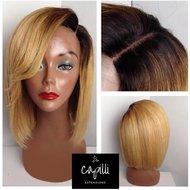 Capilli Pruik - Half shorty